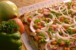 Pizza Verydeli Gump