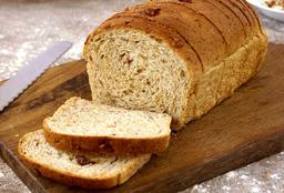 Pan Fibra de Nuez