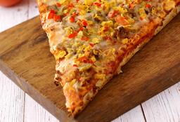 Porción de Pizza Mexicana