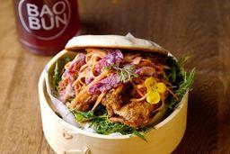 Fried Chicken Burgerbun