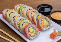 Rollo Sushi Arcoíris