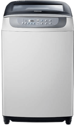 LAVADORA SAMSUNG CARGA SUPERIOR MAGIC DISPENSER 29 LBS GRIS