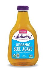 MS ORGANIC Bl Agave Syrup 44oz