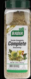 Badia Sazonador Complete Seasoning