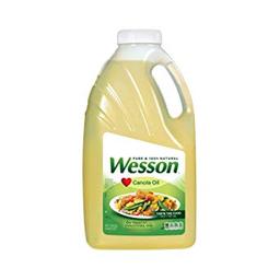 Wesson Canola Oil 5qt
