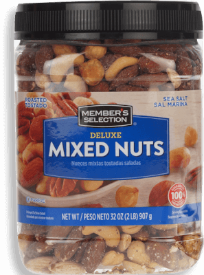 MS Deluxe Mixed Nuts 32oz