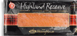 Smoked Atlantic Salmon 16oz