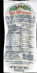 Mozzarella Logs Fresh 1Lb