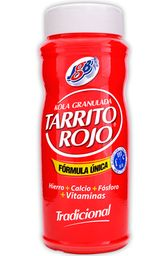 Tarrito Rojo Suplemento Vitamínico Kola Granulada