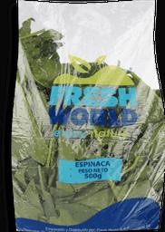 Espinaca tierna bolsa x 500 gr
