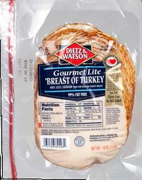 Turkey Breast Light 1lb Sliced