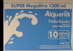 Alquería Deslactosa.10pk/1.3lt