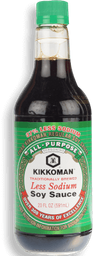 Kikkoman Salsa de Soya 591 ml