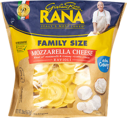 Ravioli Cheese Mozzarella 20oz