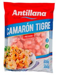 Antillana Camarón Tigre Crudo Talla 51-60
