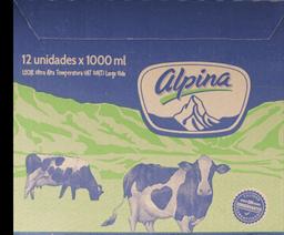 Leche Alp.Deslactosada12pk/1lt