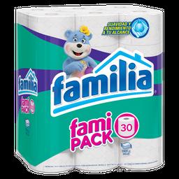 Papel Higiénico Familia Famipack X 30 Rollos
