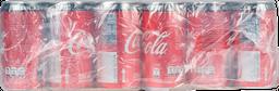 Coca-Cola Minilata zero 24 pk/