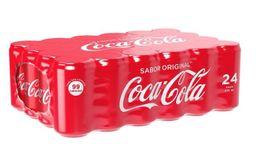 Coca-Cola Minilata Reg 24 pk/