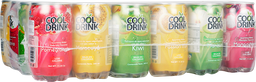 Cool Drink Surtida 24Pk/340ml
