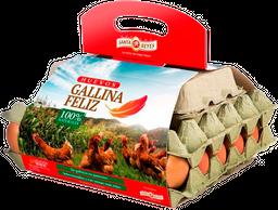 S.R.Huevos Gallina Feliz 48 Un