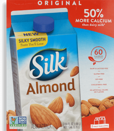 Silk Almond Original 2pk/64oz