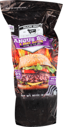 Miami Beef Hamburguesas de Res Angus 15 ct / 151 g / 5.3 oz