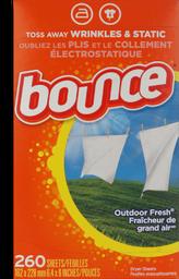 Bounce FAB Sheets/260ct