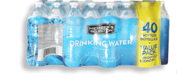 MS Purified Water 40/16.9oz