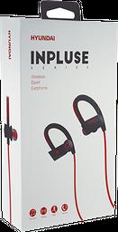 Audifonos deportivos Bluetooth rojo Inpluse