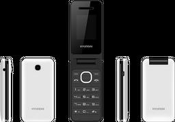Celular D275D Hyundai  Blanco Dual sim 600 mAh 32mb Rom 32mb