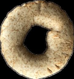Roscón de Bocadillo sin Azúcar