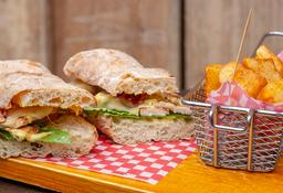 Sandwich Pollo Parrilla