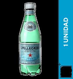 Agua San Pellegrino 500 ml