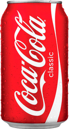 Coca - Cola en Lata