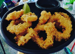 Anillos de Calamar