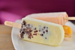Paleta de Vainilla Chispas de Chocolate