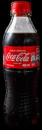 Coca - Cola Gaseosa pet 400 ml