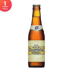 Cerveza Hoegaarden Grand Cru - Botella 330ml x1