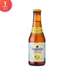 Cerveza Hoegaarden Radler Lemon - Botella 250ml x1