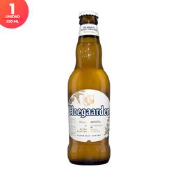 Cerveza Hoegaarden White - Botella 330ml x1