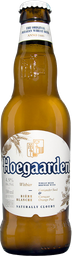 Cerveza Hoegaarden White - Botella 330ml x1