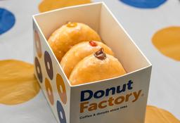 Donut Caja x3