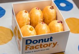 Donut Caja X6