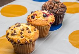 Muffin Caja x3