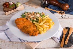 2 Filete Crispy Chicken