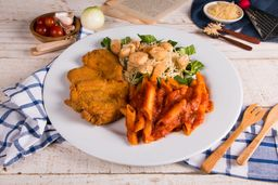 Filete Chicken Parmigiana