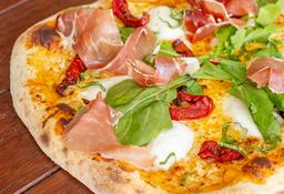 Pizza Prosciutto y Rúgula