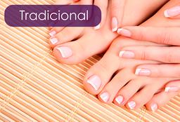 Manicure y Pedicure tradicional