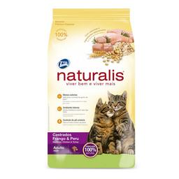 Naturalis Gatos Castrados 1 KG